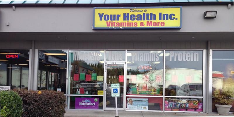 Bonney Lake Health Store Near Me