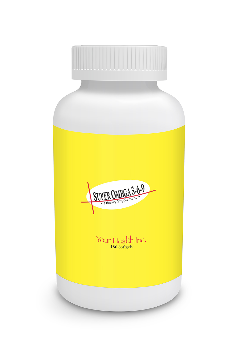 Natural Fish Oil Concentrate